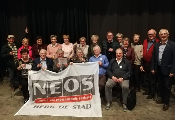 NEOS Herk-de-Stad kaapte de eerste prijs weg in Sint Niklaas.