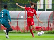 Jong FC Twente nipt onderuit bij Feyenoord