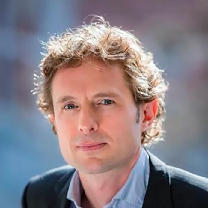 Portret van Advocaat Derk Wiersum