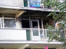 'Man stak zwangere echtgenote in brand in Haarlem'
