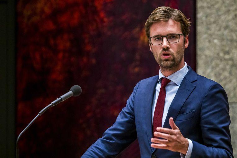 Sjoerd Sjoerdsma.   Beeld ANP - Lex van Lieshout