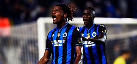 Le Club de Bruges s'offre le derby dans la douleur
