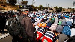 Palestijnen handhaven boycot van de Tempelberg