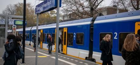 Nieuw station Tilburg Universiteit is in de maak