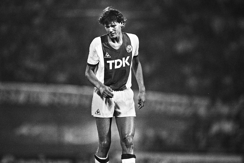 Марко ван Бастен. 1984 год