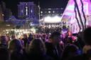 Het was vorig jaar ontzettend druk bij het Vuurwerkfestival in Scheveningen.