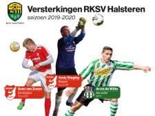 Halsteren versterkt zich met Rood-Witters Steging en Van Zwam en WHS-topschutter De Witte