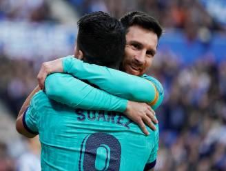 """Messi zwaait boezemvriend Suárez uit met sneer naar Barcelona: """"Je verdiende het niet om zo buitengegooid te worden"""""""