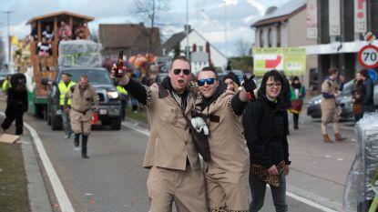 Parcours carnavalsstoet Rekem aangepast vanwege wegenwerken