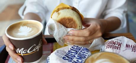Bezoekers scoren gratis hamburgers bij McDonald's met slim foefje