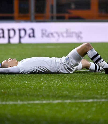 FC Den Bosch nu echt laatste na flink pak slaag in Volendam