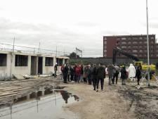 Na jaren wachten komen ze er dan toch... De woningen bij de Drie Hoefijzers in Breda