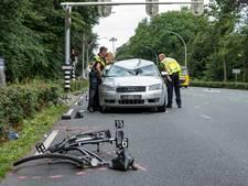 VIDEO: Tilburgse man (62) en vrouw (42) zwaargewond door aanrijding op de Bredaseweg in Tilburg