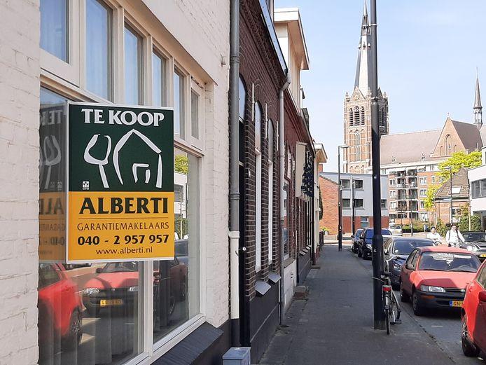 Woning te koop in Eindhoven.