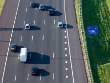 Vanaf vandaag twee extra trajectcontroles op de A2 'omdat automobilisten de regels aan hun laars lappen'