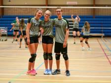 Volleybalster Fleur (12) uit Mierlo regelt die clinic zelf wel