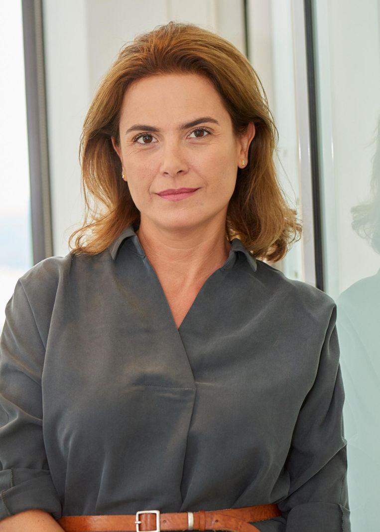 Mariana Sanchotene Beeld Michael van Emde Boas