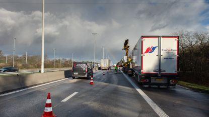 Maand lang hinder op E19 tussen Sint-Job en Kleine Bareel