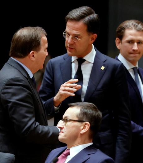 Onderhandelingen over meerjarenbegroting Europese Unie mislukt, top afgebroken