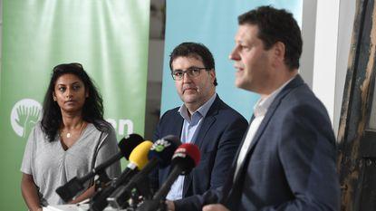 Groen en sp.a naar Antwerpse kiezer met lijst 'Samen', Van Besien is kandidaat-burgemeester