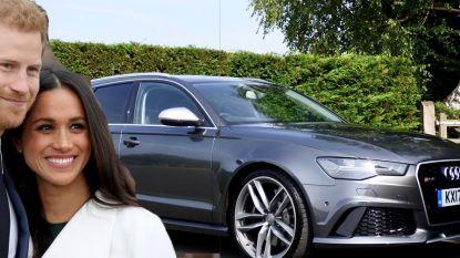 Spaarcentje over? Prins Harry verkoopt zijn Audi op internet