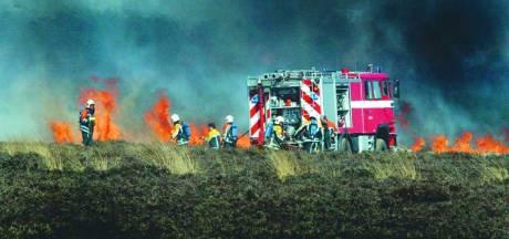 Nunspeet waarschuwt met 2.500 brieven voor verhoogd risico op natuurbranden
