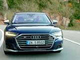 De luxe limousine van Audi in sportuitvoering: de S8