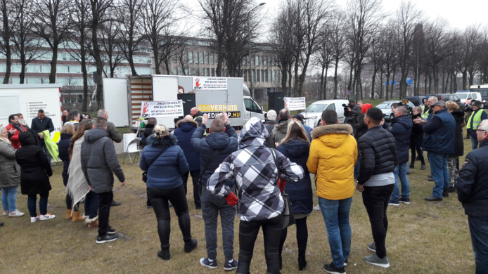 Politiegeweld demonstratie paul selier