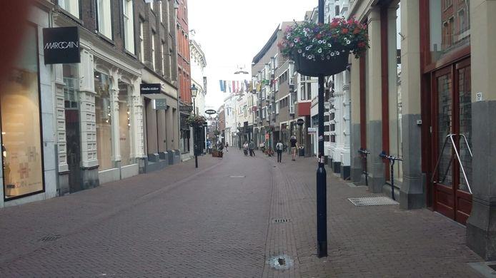De Bakkerstraat in Arnhem.
