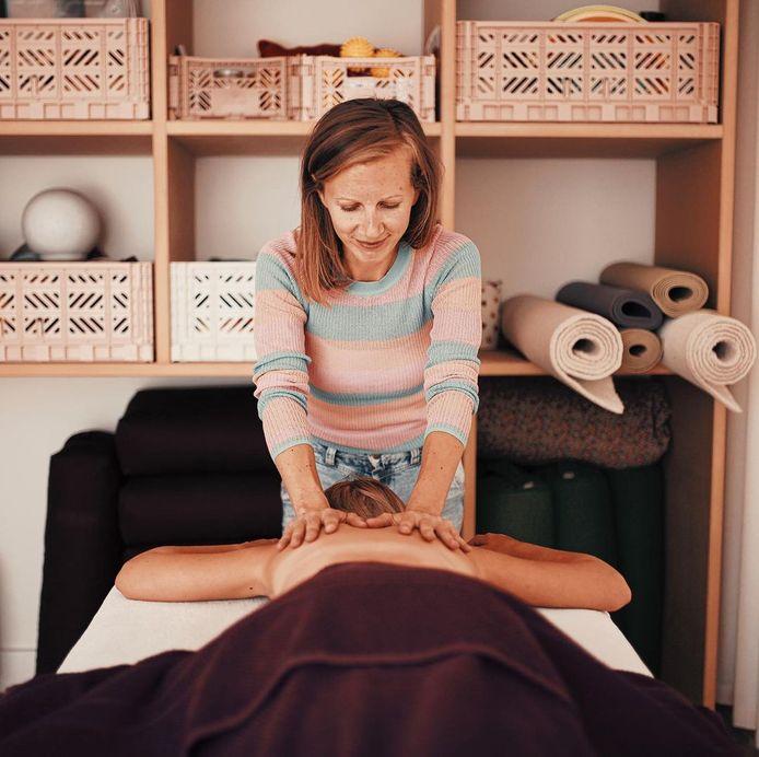 Lentel deelt haar passie voor yoga en bewustwording via Ohmama - Grimbergen Strombeek-Bever.