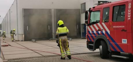 'Zeer grote' brand bij HSF Logistics in Nijmegen