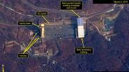 Experts bevestigen: Noord-Koreaanse raketlanceersite aan sneltempo heropgebouwd