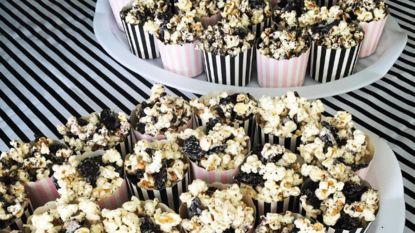 NINA zomert: zelfgemaakte Oreo-popcorn