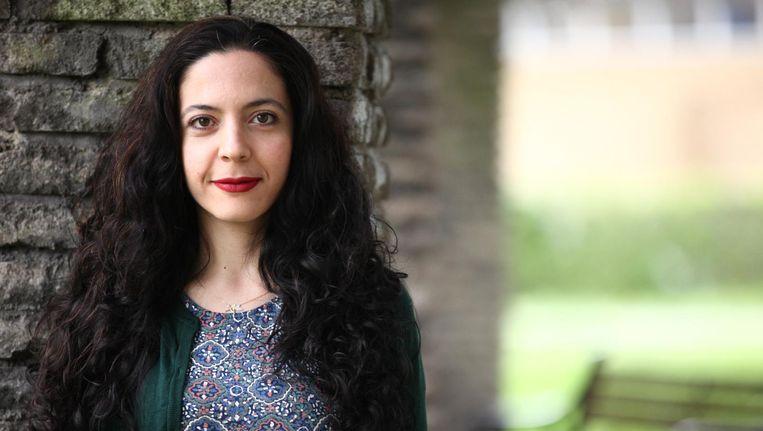 VU-promovendus Özlem Eylem biedt online steun aan mensen die door depressie zelfmoord overwegen Beeld -