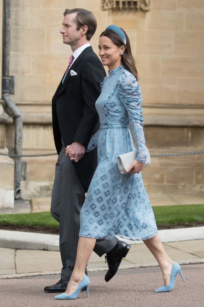 Pippa Middleton et son mari James Matthews