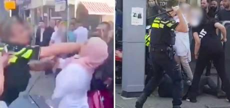 LIVE: snelrechtzitting mishandeling van agenten Kanaalstraat aangehouden, meer onderzoek nodig naar verdachte