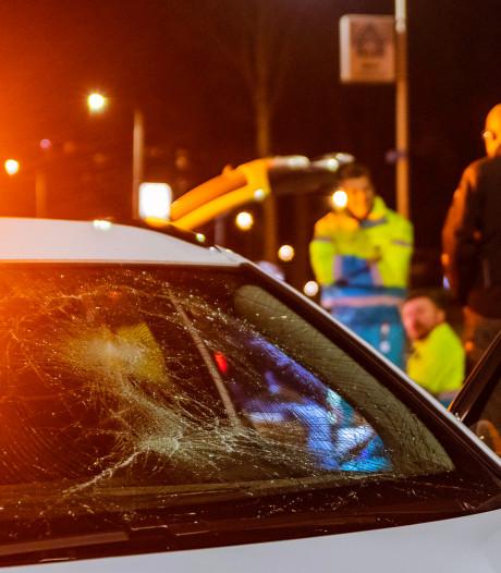 Jonge fietser aangereden in Tilburg