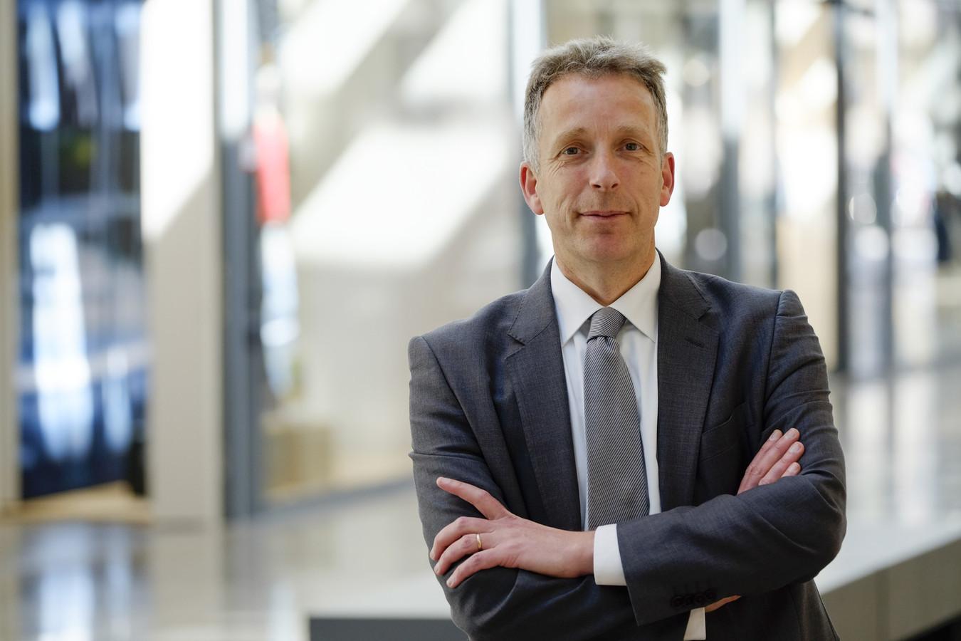 Retailexpert Hans van Tellingen.