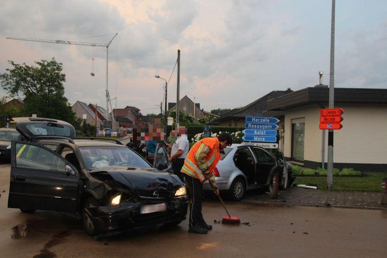 Op het kruispunt Kwakkel gebeuren geregeld zware ongevallen.