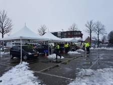 Patsercontrole Zundert: op 8 auto's beslag gelegd en duizenden euro's geïnd