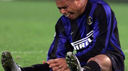 """""""Het is verschrikkelijk"""": exact 20 jaar geleden was Braziliaan Ronaldo slachtoffer van één van meest hartverscheurende momenten ooit op een veld"""