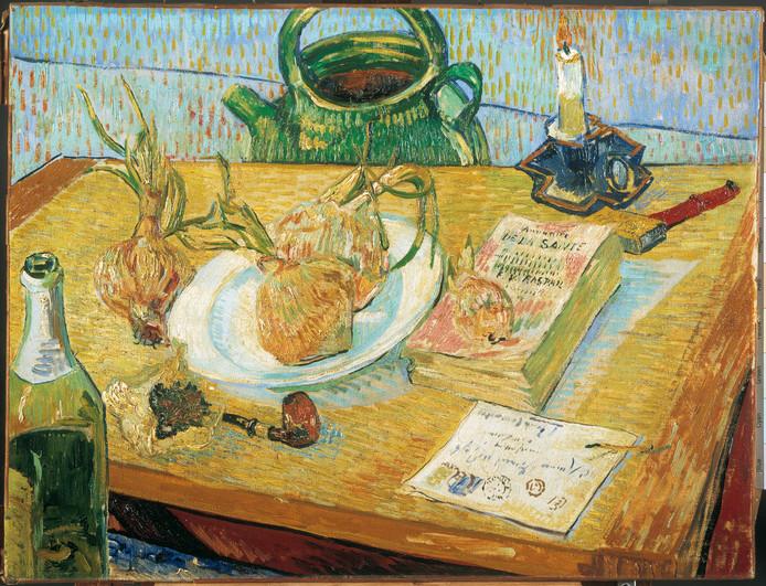 De kunstwerken van museum Kröller-Müller lagen in de oorlog opgeslagen in een schuilkelder.