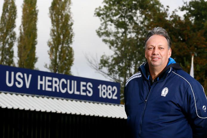 René van der Kooij combineert vanaf komend seizoen het hoofdtrainerschap met zijn rol van technisch manager bij Hercules.
