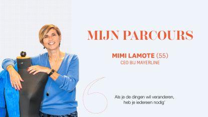 """Zo verliep het parcours van Mimi Lamote, ceo bij Mayerline: """"Als je de dingen wil veranderen, heb je iedereen nodig"""""""