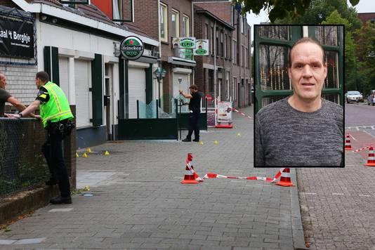 Onderzoek bij café 't Berghje, met als inzet uitbater Antoine van den Bergh.