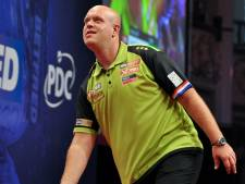 Van Gerwen overrompeld door Ross Smith in eerste ronde EK
