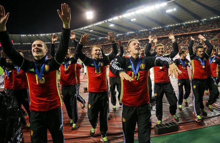 Twee jaar geleden behaalden de U17 brons op het WK.