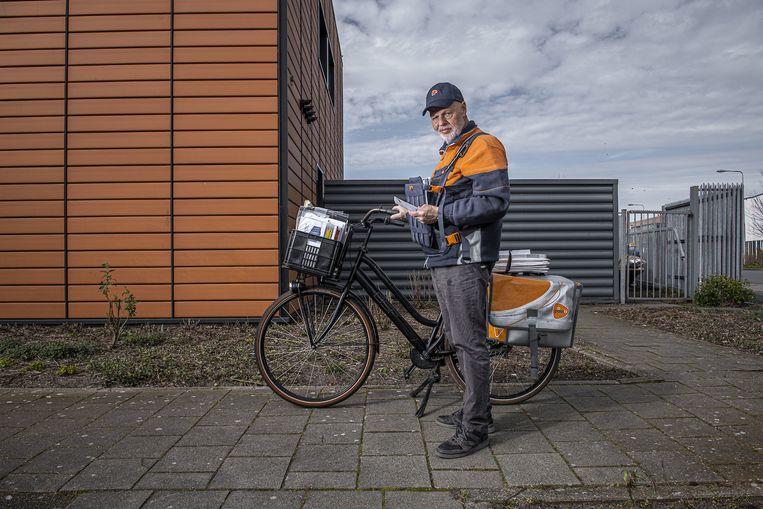 Herintreder Jan van Duin. Beeld Jaap van den Beukel