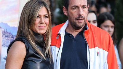 Nieuwe Netflix-film met Jennifer Aniston en Adam Sandler vestigt record