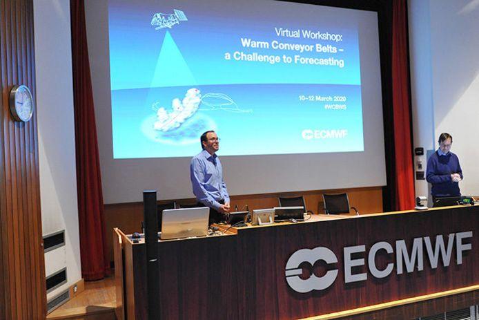 Europees weerinstituut ECMWF